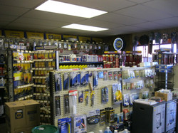 wide variety of parts and fueleds