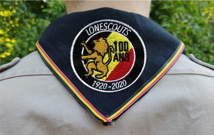 Le foulard collector du 100e