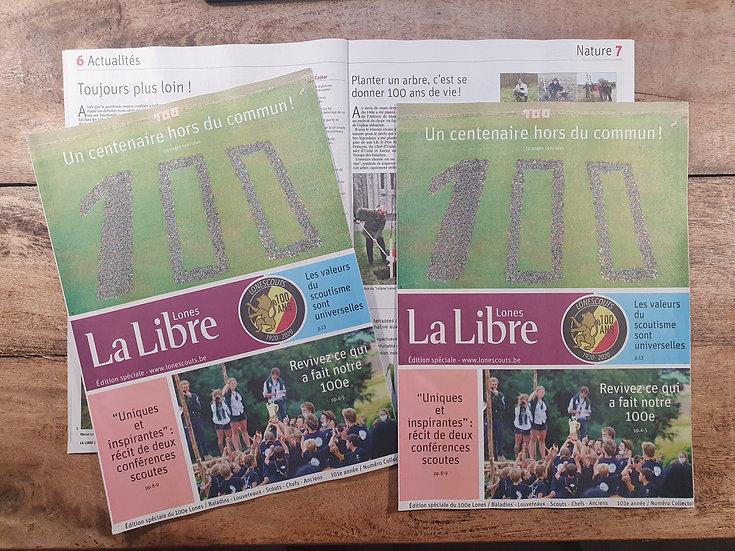 La Libre Lones (2e édition)