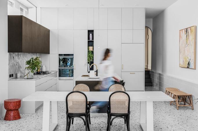 Clifton Rd Clovelly - Interior design
