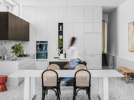 The Clovelly House: Old Meets New
