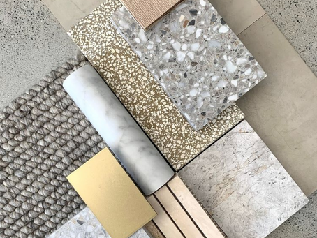 3 Steps to Create An Interior Finishes Palette