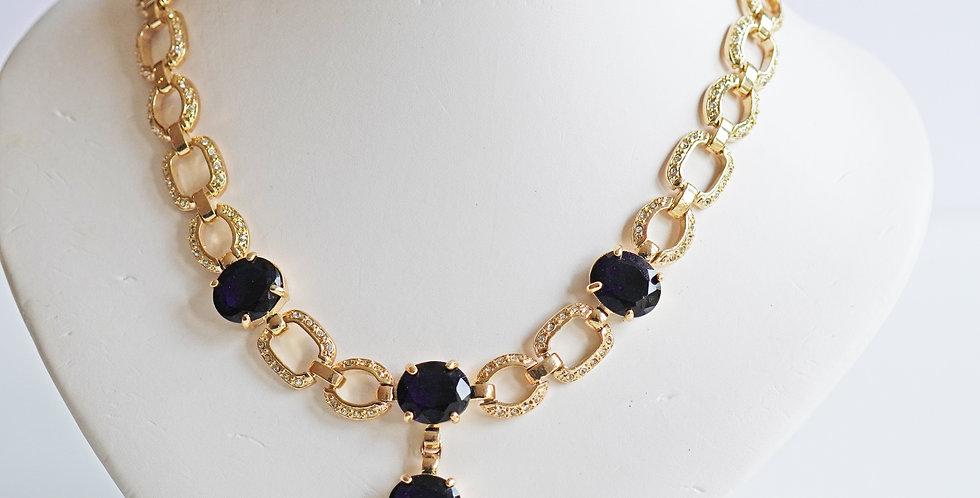 Amie Diamante Necklace