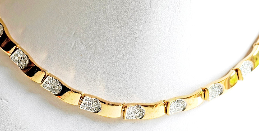 Creole Gold Choker