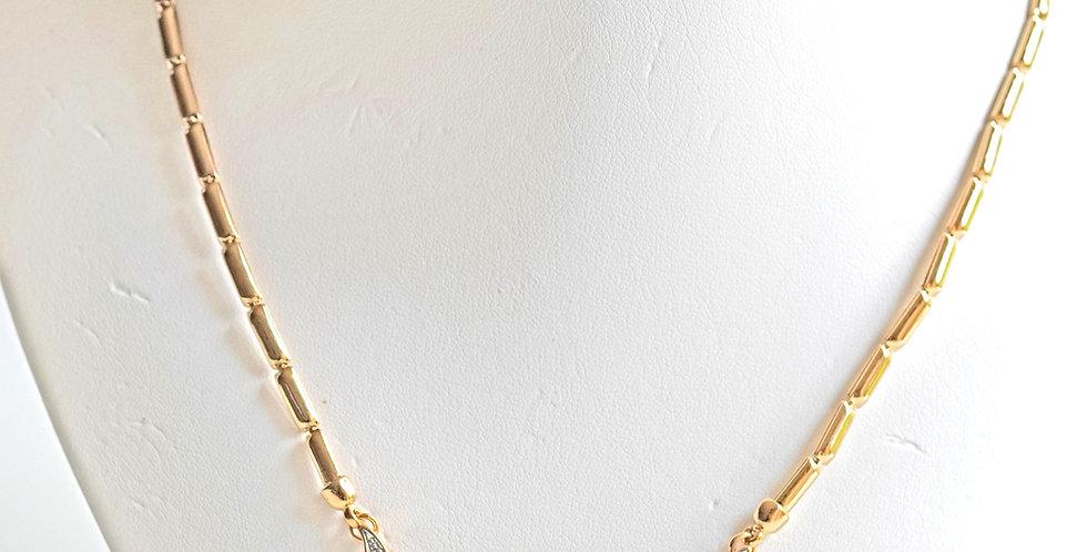 Roberta Gold Necklace Set