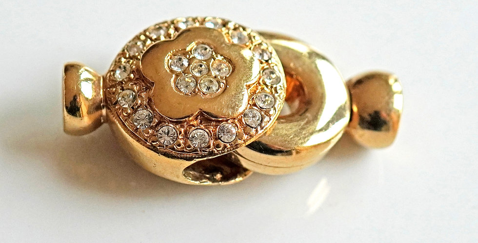 Swivel Gold Clasp