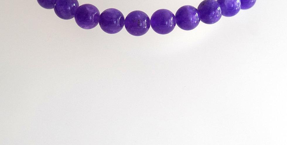 10mm Purple Adventurine x 6