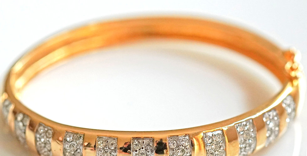 Anais Gold Bangle