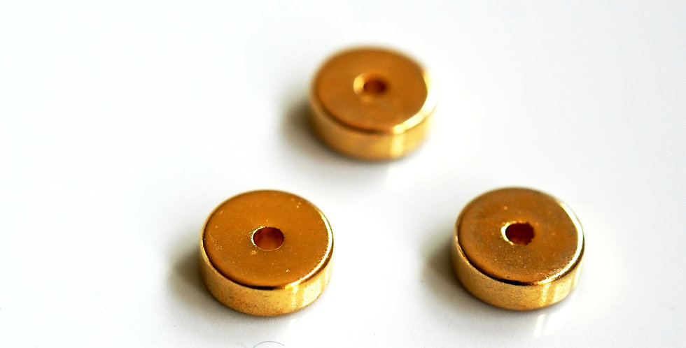 7Mm Disc Spacer x 100