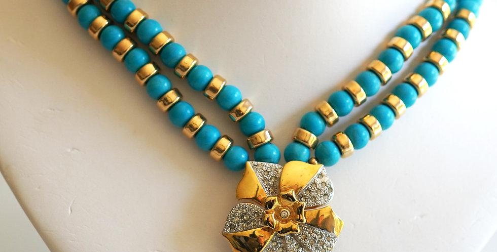 Elegance Turquoise Set
