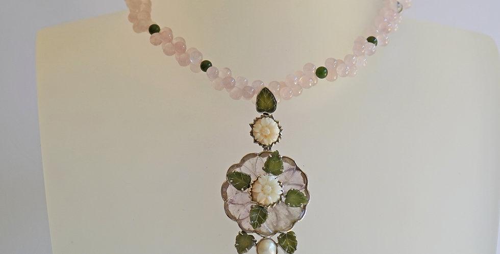 Gemstones Pendant