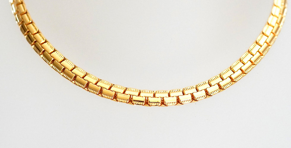 Wide Woven Chain