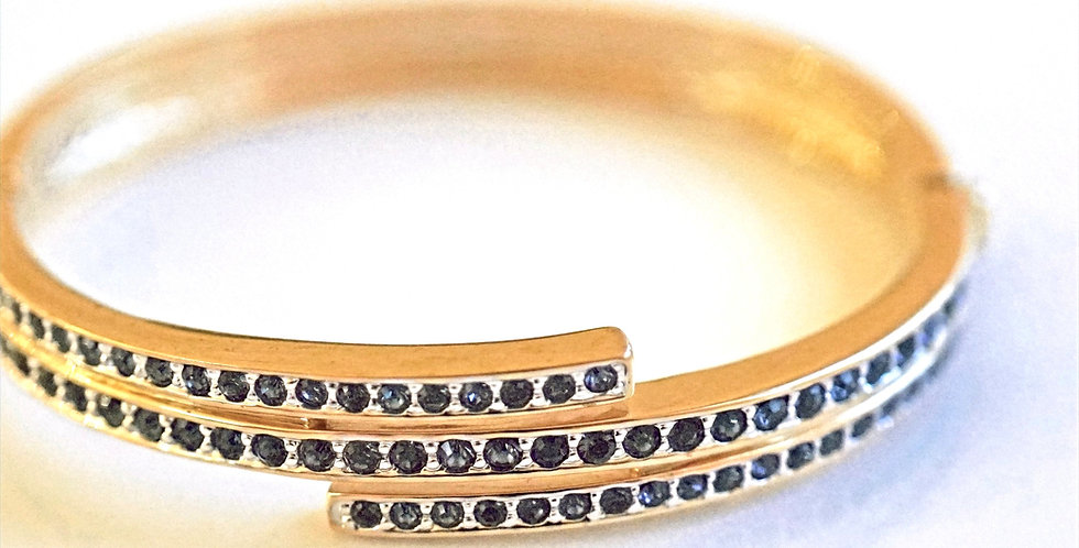 Aspen Sapphire Bangle