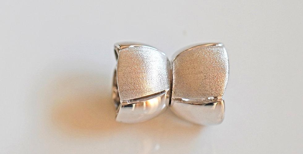 Silver Fire Small Multi Clasp