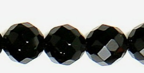 8mn Faceted Onyx