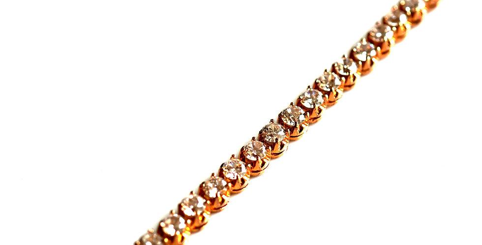 Tennis Zirconia Bracelet