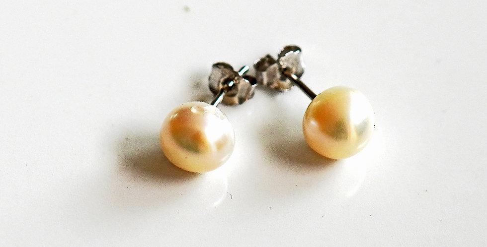Pearl Dots Earrings