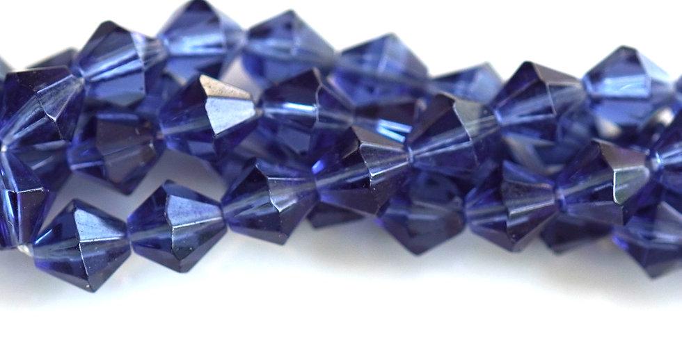 5mn Denim Blue Crystals