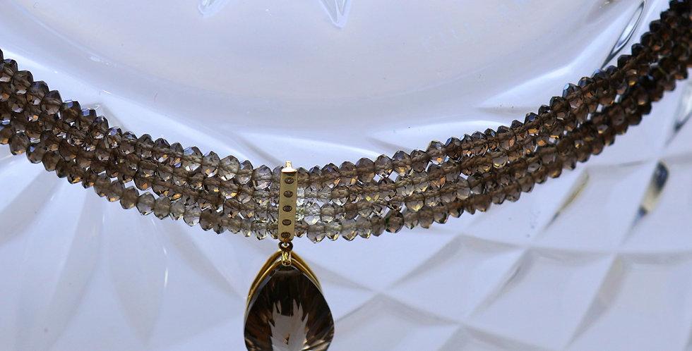 Topaz Gems In Gold
