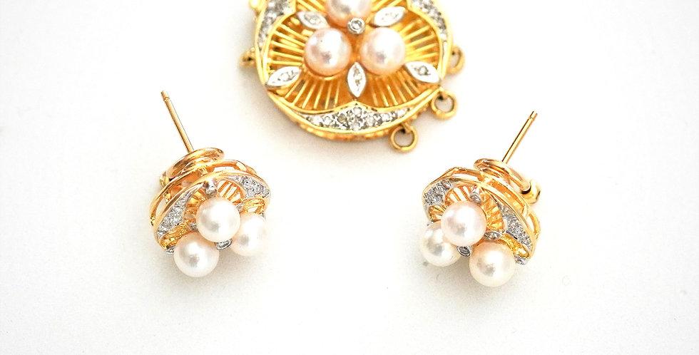 Diamonds Pearl Nest