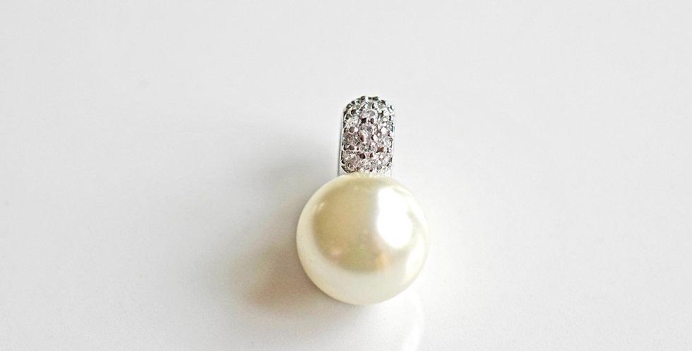 Cute- Pearl Pendant