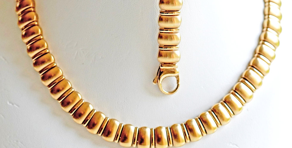 Creole-Gold Filled Set