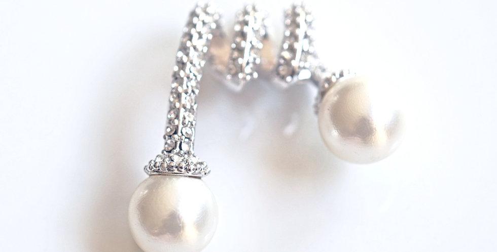 Silver Serpentine Necklaces