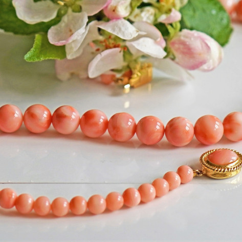 Coral Gold Jewellery