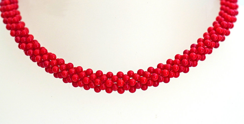 Red Coral Rope