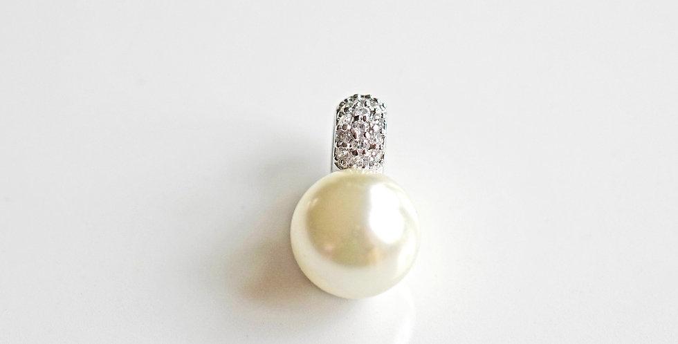 Cute- Pearl Pendant x 9