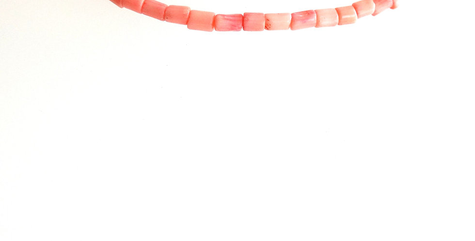 Tube Pink Coral x 10