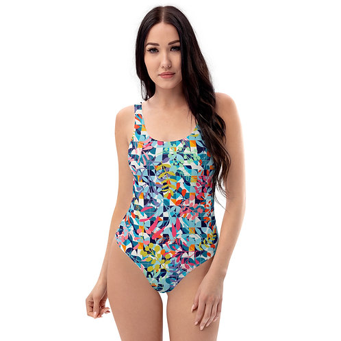 Carnival Confetti - Swimsuit - Monokini - Bathing Suit