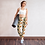 Thumbnail: Rocinha - Designer Colourful High-Waisted Gym Leggings for Women