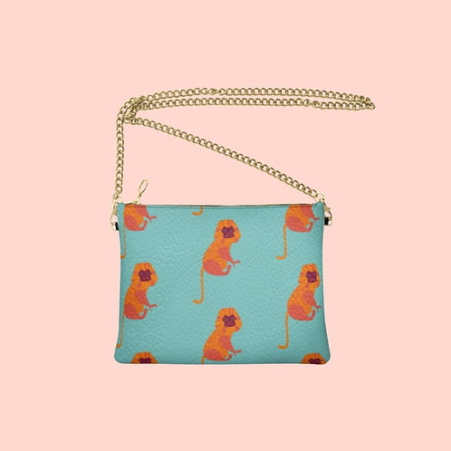 Macaca - Handmade Designer Real Leather Crossbody Bag