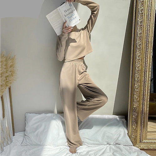 Riad Loungewear - Sweater And Jogger Set