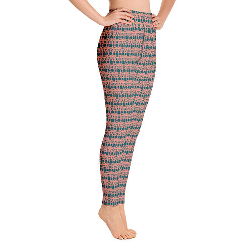 Aphrodite - Beautiful High-Waisted Gym Leggings for Women Sports Pants