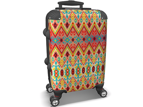 Carnaval Colourful Carry-on Luggage