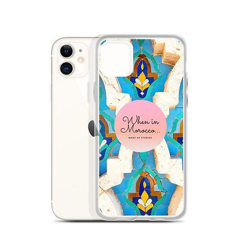 Casablanca - Colourful Boho Style iPhone Case