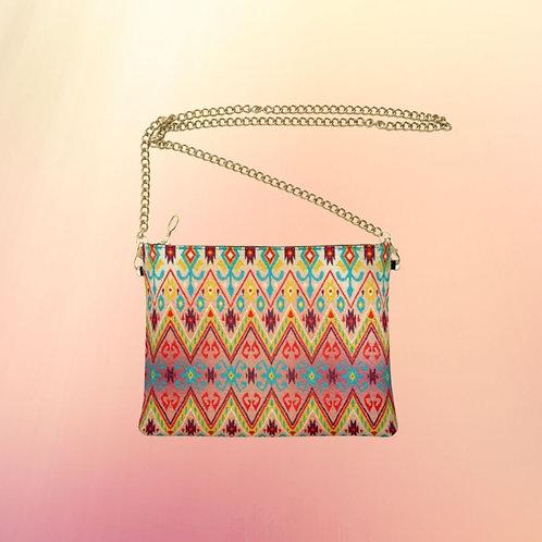 Carnaval - Handmade Designer Real Leather Crossbody Bag