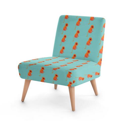 Macaca - Designer Bespoke Occasional Chair