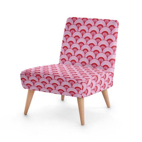 Rose City - Designer Bespoke Occasional Chair