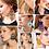 Thumbnail: Roxa - Purple Earrings