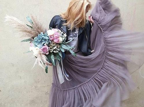 Fairytale - Tulle Mesh Skirt
