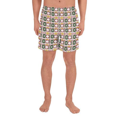 Brazil Vintage - Mens Designer Athletic Long Shorts