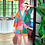 Thumbnail: Cagarras - Colourful Pyjama Set for Ladies