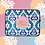 Thumbnail: Tangier - boho style laptop case colourful snug fit cover faux fur lining