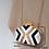 Thumbnail: Melancia - Shell Handbag with Beaded Handle