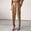 Thumbnail: El Badi - Beige Trousers and Crop Top Set