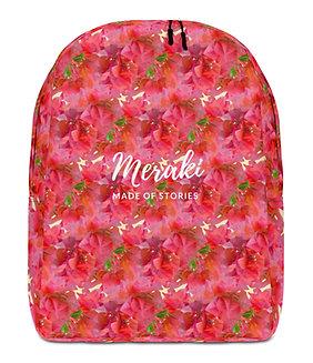 Eros - Custom Message Minimalist Backpack
