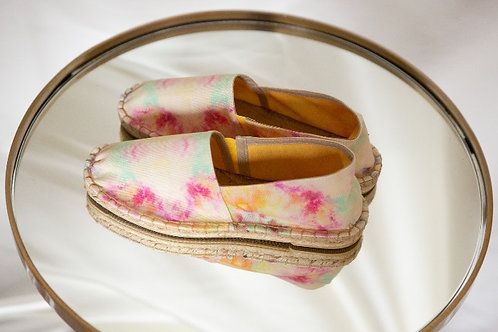 Ocaso - Colourful Luxury Espadrille Shoes